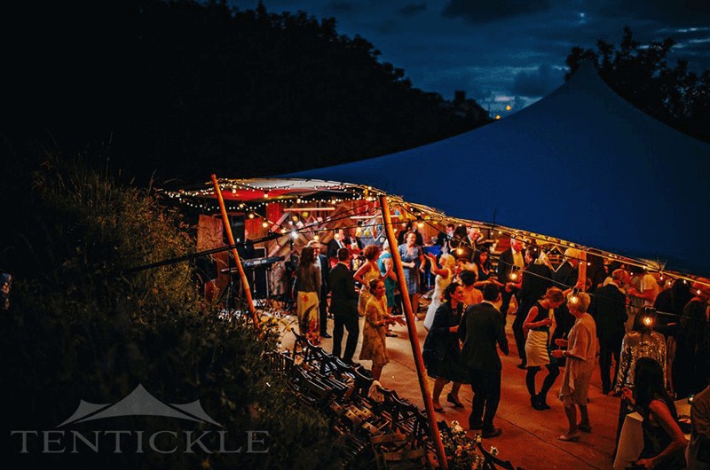 Marquee Hire from Tentickle
