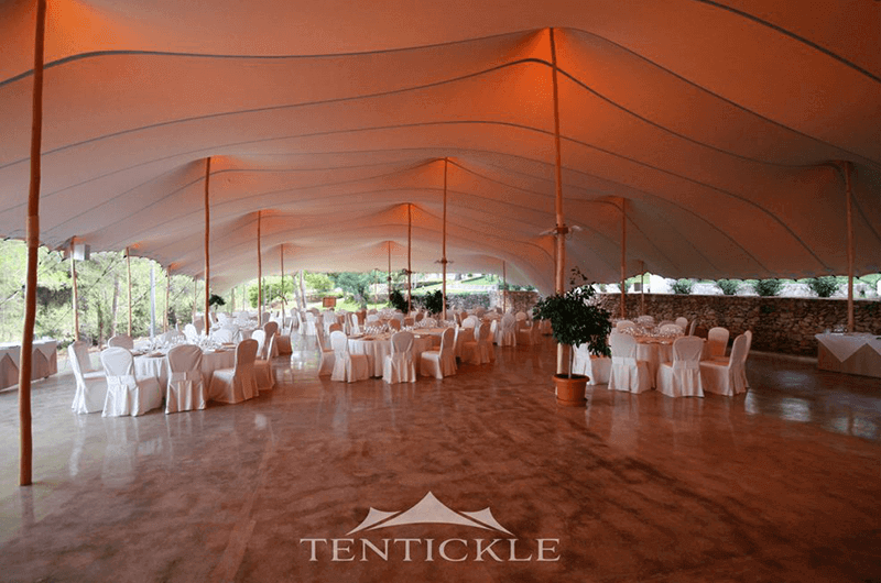Marquee Hire - Tentickle