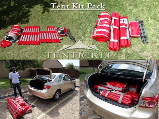 Tent kit overview
