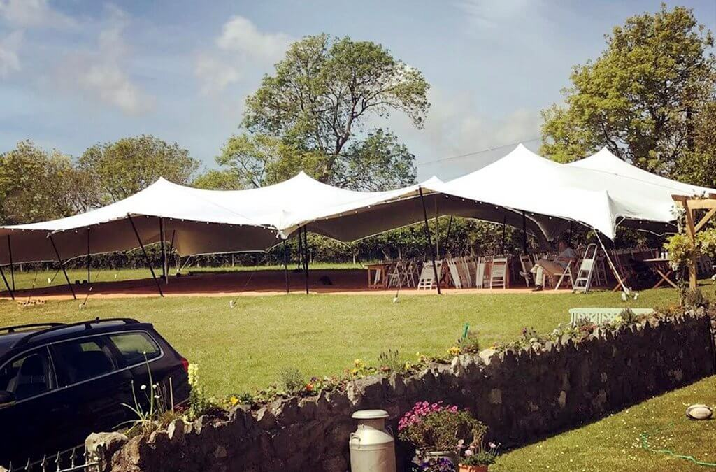 Llinos Wedding in Anglesey