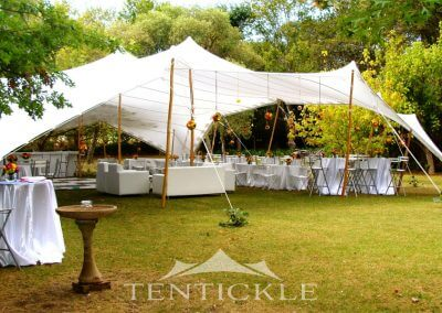 Wedding Stretch Tent Hire