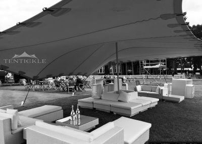 6x9m at Belfry VIP booth