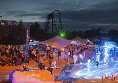 Thorpe Park Corporate Event London